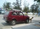 Tp. Hà Nội: Cần bán xe NIVA 1600 của Nga, màu đỏ, giá 50 triệu CL1056416P9