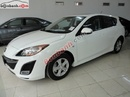 Tp. Hà Nội: Bán xe nhập khẩu Mazda 3 1.6 _2010 mầu trắng máy xăng, số tự động đã đi 14000 km CL1056416P9