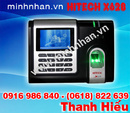 Tp. Hồ Chí Minh: Bán máy chấm công chính hãng Hitech X628, giá tốt nhất RSCL1129409