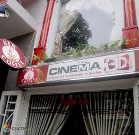 Xem Phim 3D và Thức Uống Miễn phí Chỉ có 65 Nghìn dành cho 4 người đi