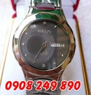 Tp. Hồ Chí Minh: Đồng hồ đeo tay cao cấp giá rẻ. Mặt đen dây đá đen, kính sapphire chống trầy xước CL1058640
