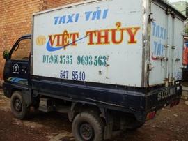TaXi Tải Việt Thủy _Công Ty Vận Tải Uy Tín ,Giá Rẻ ,Chất Lượng Cao