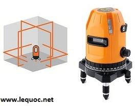 Máy laser tự động cân bằng hoàn thiện 8 tia GEO-Fennel (Germany) FL65