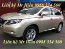 Tp. Hồ Chí Minh: Bán Lexus RX 450h Model 2011, Xe chạy lướt, Màu vàng cát , mới 99 % !!!! CL1056178