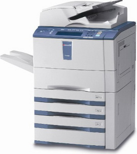 Thanh ly photocopy toshiba E 850 moi 98%