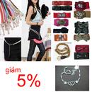 Tp. Hồ Chí Minh: thắt lưng nữ thời trang giá shock CL1063504