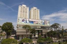 Cần bán căn gấp căn hộ cao cấp Hùng Vương plaza Q.5 Dt : 132 m2 tầng cao