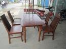 Tp. Hồ Chí Minh: Cần thanh lý 20 bộ bàn ghế gỗ còn mới 90-_95% CL1058203