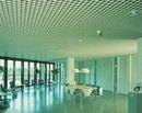 Tp. Hà Nội: Ốp trần Phòng giao dịch, sảnh lễ tân bằng Trần nhôm caro (Trần nhôm cell) CL1030257