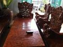 Tp. Hồ Chí Minh: Cần bán bộ bàn ghế nu đỏ chạm 99 con rồng CL1650202P11