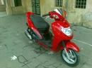 Tp. Hồ Chí Minh: Excel 150 đời 2006 màu đỏ, bstp, xe zin mới 98%, máy êm, giá 6,9tr CL1058967