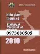 Tp. Hà Nội: Niên giám thống kê, niên giám thống kê 2010 ,niên giam thống kê hà nôi 2010 CL1103611P2