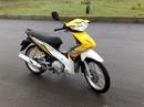 Tp. Hà Nội: Bán WAVE RS 110cc, đời mới 2011, vàng, trắng, đenbiển HN tổng9 nước đi 1.700 km CL1060156