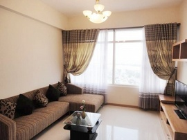 Saigon Pearl apartment for rent, 3 bedr, nice funiture, rental: $1700/month