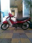 Tp. Hồ Chí Minh: Suzuki Sport 120, số máy F124_141xxx, Màu đỏ tươi, Zin A_Z CL1060406