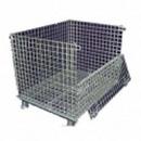 Bình Dương: Lồng trữ hàng containe ,Bán lồng thép lưới, lồng thép có bánh xe CL1695982P4