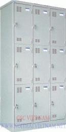 Tp. Đà Nẵng: Cần thanh lý tủ cá nhân 12 ngăn, dùng cho cán bộ công nhân viên văn phòng CAT2_5