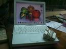 "Tp. Hồ Chí Minh: Laptop apple ,ibook g4, rất mới 12"" bán 2tr5 CL1061421"