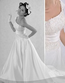 Tp. Hồ Chí Minh: Cần bán một áo cưới misskhue màu kem CL1071018