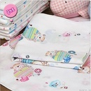Tp. Hà Nội: Khăn sữa, khăn xô Hàn Quốc (dùng cho cả bé trai & bé gái) CAT2_252