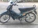 Tp. Hồ Chí Minh: Bán honda wave alpha màu xanh nhớt, lốc đen, đời đầu, giá 9tr CL1062829