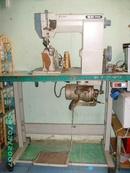 Tp. Hồ Chí Minh: Cần bán máy dập đế, máy trụ may giày da, máy đóng nút CAT247_288