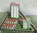 Tp. Hà Nội: Cần tiền bán gấp Chung cư Intracom Trung Văn căn góc 105m, giá rẻ CL1076914P2