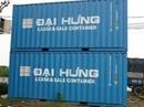 Tp. Hồ Chí Minh: Thanh lý container rỗng, container văn phòng giảm giá 5% CL1062907P4