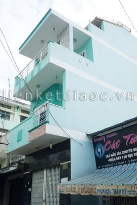 Bán gấp nhà 118 đường số 4 phương An Lạc A quận Bình Ttân, giá 2ty8