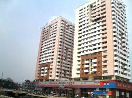 Hcm - Cho thuê căn hộ Screc Towers Q3, 52m2, 1 phòng ngủ, 500 USD