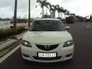 Tp. Đà Nẵng: Cần bán Mazda 3 sx 2004, màu trắng, số sàn, biển số Đà Nẵng 5 số đẹp 9 điểm RSCL1692279
