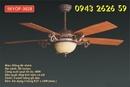 Tp. Hồ Chí Minh: Quạt trần cánh gỗ cao cấp Mountain air đáp ứng mọi yêu cầu cho một ngôi nhà đẹp CL1065463P10