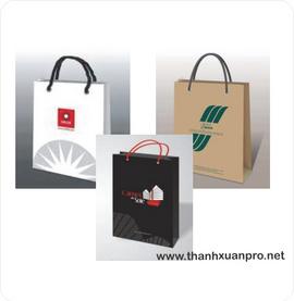 Nhận in túi giấy chất lượng, giá thành rẻ, thiết kế miễn phí 100%.