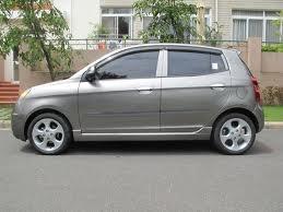 Kia Morning SLx 2008-2009 số sàn nhập khẩu nguyên chiếc giao xe ngay.