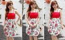 Tp. Hồ Chí Minh: Áo đầm thời trang cao cấp – mã số D1002 CL1071756