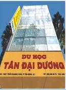Tp. Hồ Chí Minh: Tân Đại Dương Hơn 10 năm kinh nghiệm chuyên tư vấn du học du lịch các nước CL1128874P3