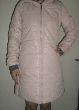 áo khoác nữ màu trắng sữa