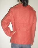 Tp. Hà Nội: Áo khoác phao nữ màu đỏ cam CL1110541