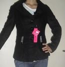 Tp. Hà Nội: Áo khoác nữ màu đen CL1065383
