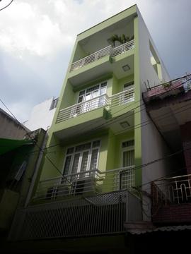 Bán nhà HXH Đồng Khởi, p2, tân bình, 4x18 giá: 6. 5 tỉ