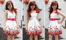 Tp. Hồ Chí Minh: Áo đầm thời trang cao cấp – mã số D1020 - giá 280. 000 CL1110901