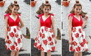 Tp. Hồ Chí Minh: Áo đầm thời trang cao cấp – mã số D1024 - giá 310. 000 CL1110901