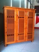 Tp. Hồ Chí Minh: Bán tủ giày dép làm bằng gỗ cao su thiên nhiên CL1002326