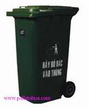 Tp. Hồ Chí Minh: Xe gom rác 3 bánh ,xe đẩy rác 4 bánh, thùng rác 2 bánh xe CL1203664P5