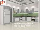 Tp. Hồ Chí Minh: kệ tủ bếp hiện đại, tủ bếp nhôm kính CL1073612P6