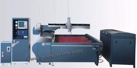 Cần bán 1 máy cắt tia nước hiệu Golsun đang sử dụng giá 120. 000. 000đ