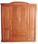 Tp. Hà Nội: Tủ áo gỗ tự nhiên được thiết kế thi công tại Nội thất Facebois 189 Đội Cấn-HN CL1123555P11