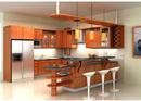 Tp. Hà Nội: Tủ bếp có quầy bar, quầy bar gia đình được thiết kế thi công tại Facebois CL1067093