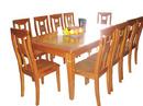 Tp. Hà Nội: Bộ bàn ghế phòng ăn gỗ sồi nga, sồi mỹ được thiết kế thi công tại Facebois CL1104095