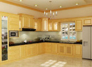 Tp. Hà Nội: Tủ bếp gỗ công nghiệp, MDF, Veneer được thiết kế thi công tại Facebois CL1123555P11